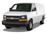 Chevrolet Express Cargo Van 2002 wallpapers