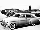 Chevrolet Fleetline Deluxe 4-door Sedan 1949 photos