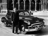 Chevrolet Fleetline Special 4-door Sedan 1949 wallpapers
