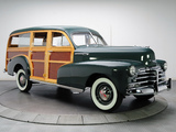 Chevrolet Fleetmaster Station Wagon 1948 images
