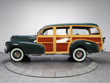 Chevrolet Fleetmaster Station Wagon 1948 photos