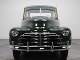 Chevrolet Fleetmaster Station Wagon 1948 pictures