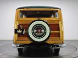 Chevrolet Fleetmaster Station Wagon 1948 wallpapers