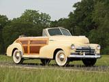 Photos of Chevrolet Fleetmaster Country Club Convertible 1947