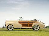 Wallpapers of Chevrolet Fleetmaster Country Club Convertible 1947