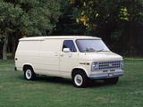 Images of Chevrolet Chevy Van (G20) 1978–82