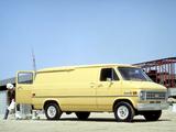 Photos of Chevrolet Chevy Van (G20) 1978–82