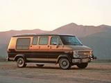 Photos of Chevrolet Chevy Van (G20) 1988