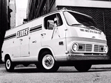 Pictures of Chevrolet Van 108 Police 1969