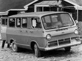 Chevrolet Chevy Van (G10) 1964–66 wallpapers