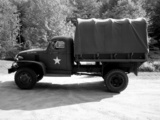 Chevrolet G7117 Military 1942–45 pictures