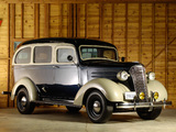 Chevrolet Carryall Suburban (GC) 1937 pictures