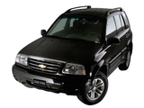 Chevrolet Grand Vitara 5-door 2006 images