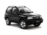 Pictures of Chevrolet Grand Vitara 3-door 2006