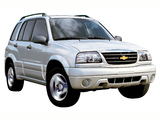 Pictures of Chevrolet Grand Vitara 5-door