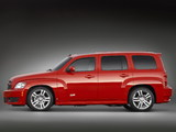 Photos of Chevrolet HHR SS 2007–11