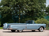Chevrolet Bel Air Impala Convertible (F1867) 1958 images