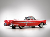 Chevrolet Bel Air Impala Convertible (F1867) 1958 photos