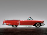 Chevrolet Bel Air Impala Convertible (F1867) 1958 pictures