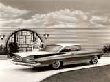 Chevrolet Impala Sport Coupe 1959 pictures