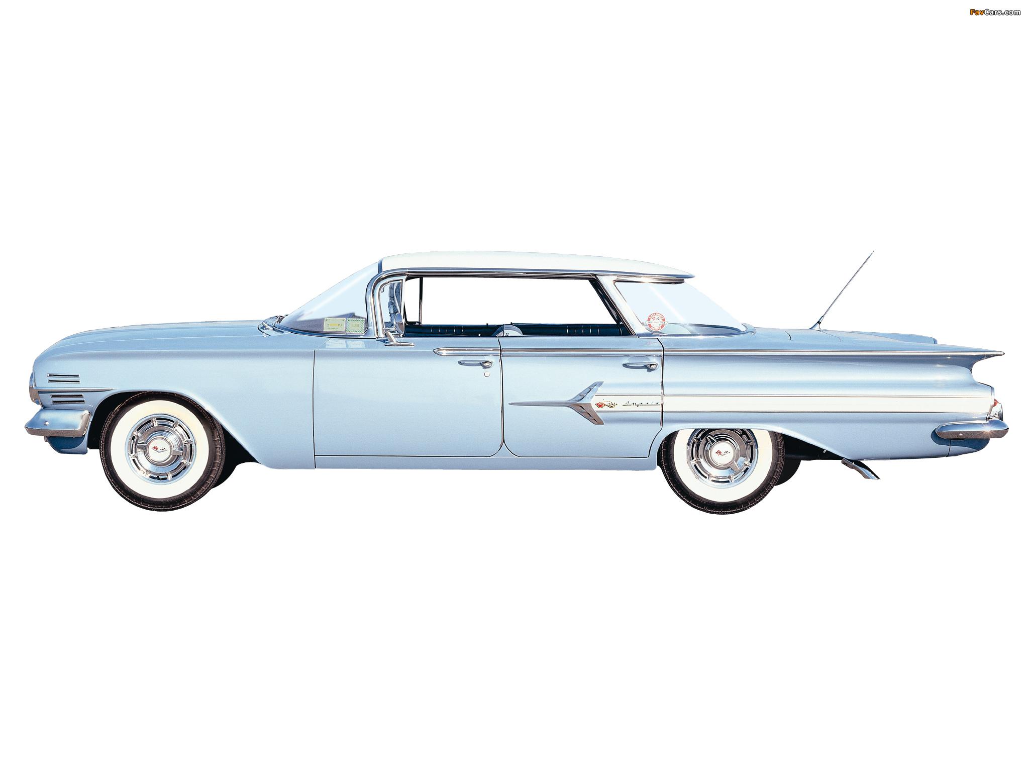 Chevrolet Impala Sport Sedan 1960 Photos 2048x1536