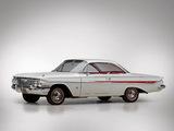 Chevrolet Impala SS 409 1961 photos