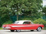 Chevrolet Impala SS 409 Convertible 1961 pictures