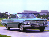 Chevrolet Impala SS 409 1961 wallpapers
