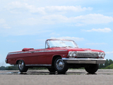 Chevrolet Impala SS Convertible 1962 pictures