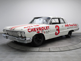 Chevrolet Impala SS Z33 Mk II 427 NASCAR Race Car 1963 photos