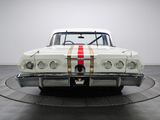 Chevrolet Impala SS Z33 Mk II 427 NASCAR Race Car 1963 wallpapers