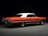 Chevrolet Impala Convertible (17/18-67) 1964 images