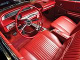 Chevrolet Impala SS Convertible (13/14-67) 1964 photos