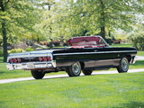 Chevrolet Impala SS Convertible (13/14-67) 1964 wallpapers
