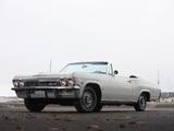 Chevrolet Impala Convertible 1965 images