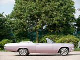 Chevrolet Impala SS Convertible 1965 wallpapers