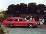 Chevrolet Impala Station Wagon 1968 pictures