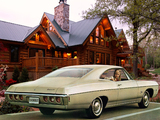 Chevrolet Impala Sport Coupe 1968 wallpapers