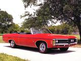 Chevrolet Impala SS Convertible 1969 photos