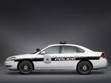 Chevrolet Impala Police 2007 images
