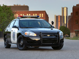 Chevrolet Impala Police 2007 photos