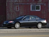 Chevrolet Impala Police 2007 wallpapers