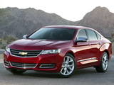 Chevrolet Impala LTZ 2013 images