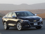 Chevrolet Impala LTZ 2013 photos