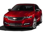 Chevrolet Impala LTZ 2013 pictures