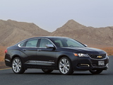 Chevrolet Impala LTZ 2013 wallpapers