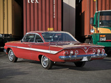 Images of Chevrolet Impala SS 409 1961