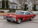 Images of Chevrolet Impala SS 427 Convertible 1968