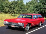 Images of Chevrolet Impala Station Wagon 1968