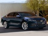 Images of Chevrolet Impala 2013